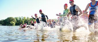Fuelling a Sprint and Olympic Distance Triathlon